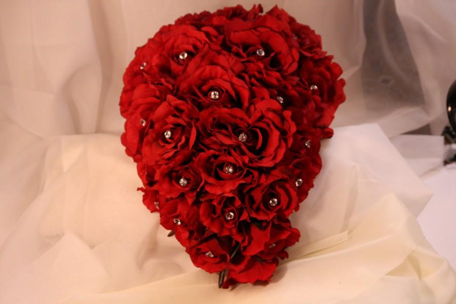 Mariage - Drop Passion Bouquet!