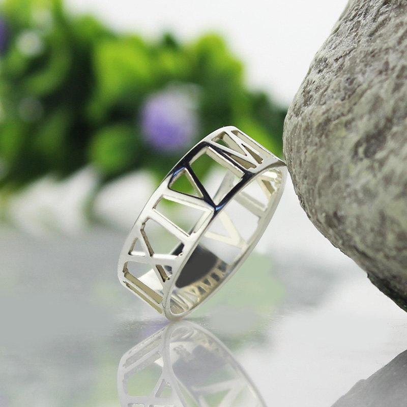 Dating silver rings