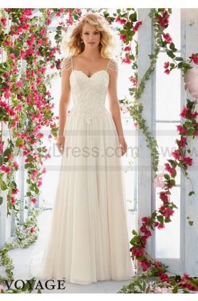 Hochzeit - Mori Lee Wedding Dresses Style 6816