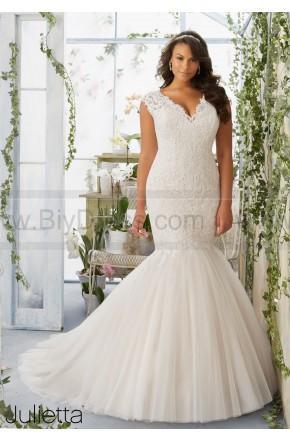 Свадьба - Mori Lee Wedding Dresses Style 3192