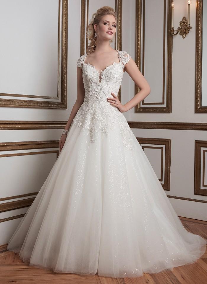 Свадьба - Justin Alexander Wedding Dress Style 8807