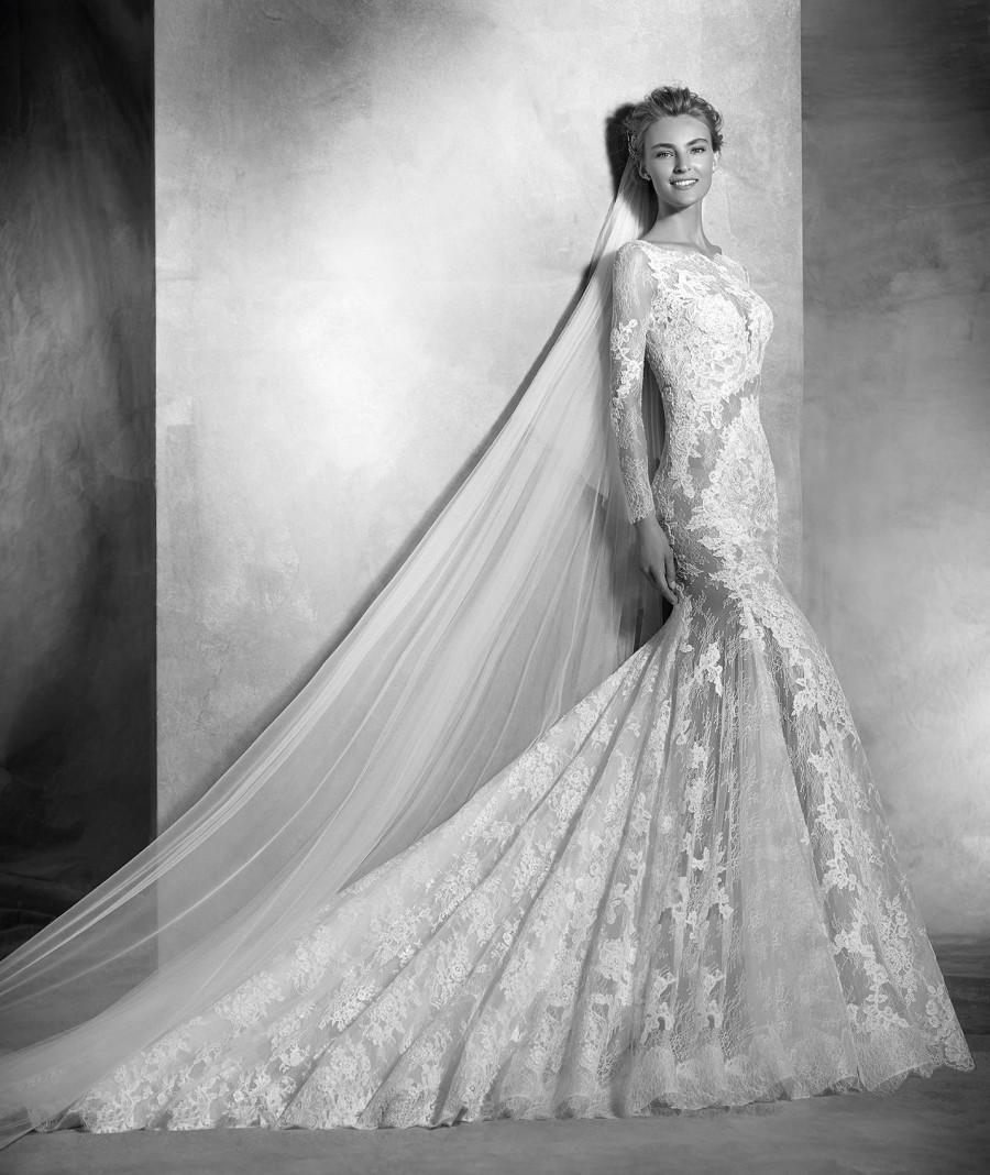Wedding - 2016 Atelier Pronovias Style Varel