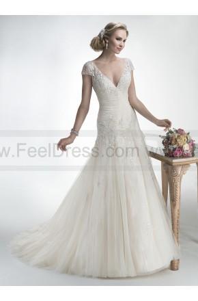 Wedding - Maggie Sottero Bridal Gown Selma / 4MS948CS