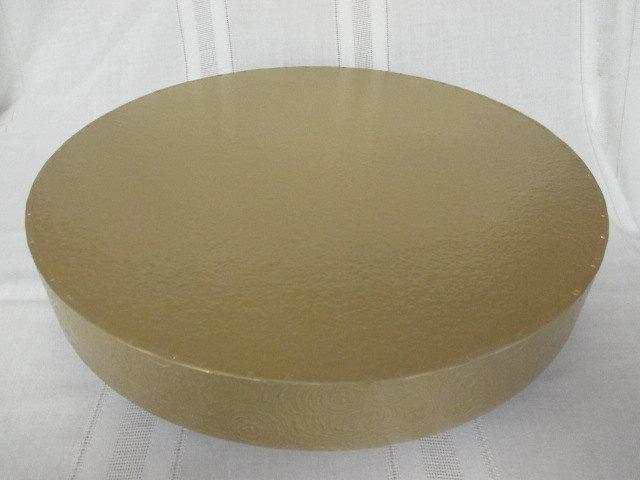 """زفاف - Cake Stand 18 inch """"Golden Elegance"""""""