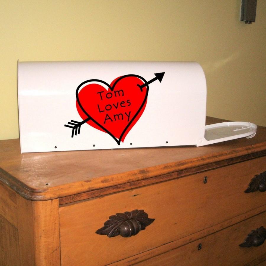 Mariage - Wedding  Mailbox Card Box Wedding Card Holder