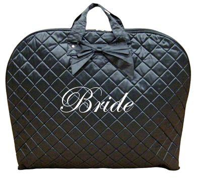 Bridesmaid Gift Personalized For Bride Wedding Bridal Travel Bag Honeymoon Overnight