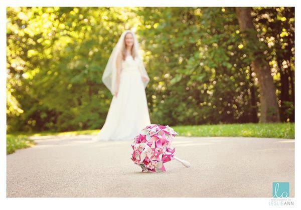 Свадьба - Mini Pinwheel Bouquet: Made to Order