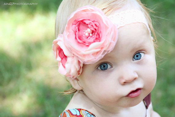 Wedding - Baby Headbands