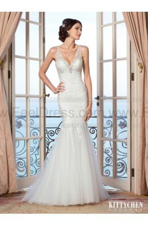 Свадьба - KittyChen Couture Style Viola H1415