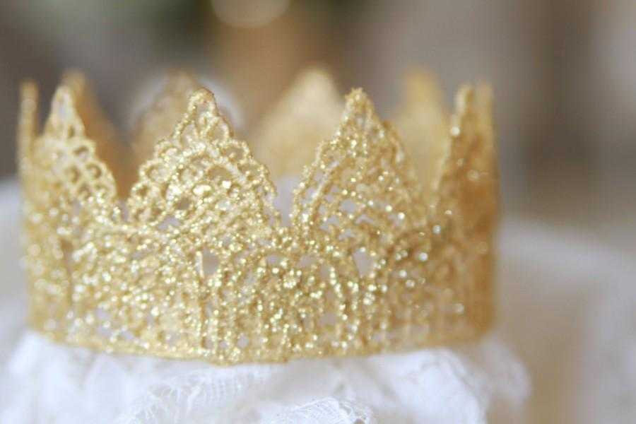 Lace Crown, \