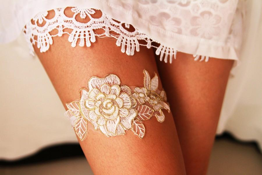 Bridal Garter Wedding Lace