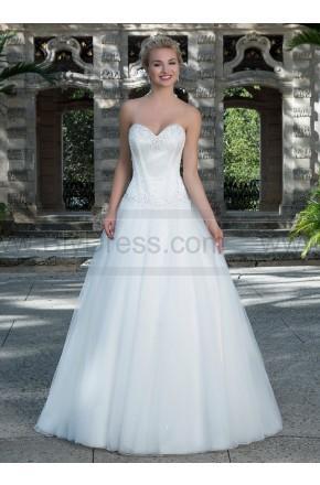 Wedding - Sincerity Bridal Wedding Dresses Style 3894