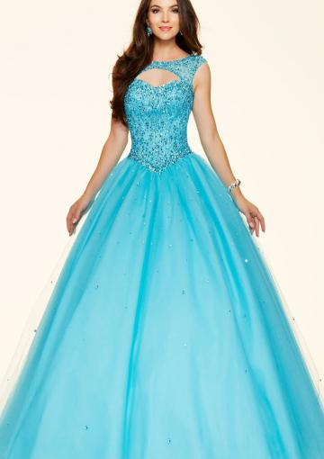 Buy Australia 2016 Pool Ball Gown Scoop Neckline With Sequins ...