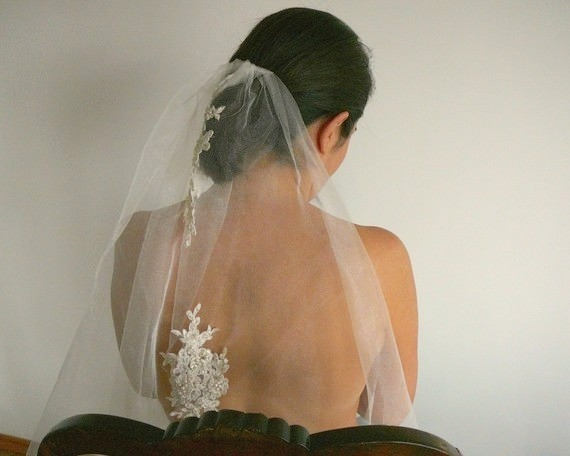 Mariage - Stunning Bridal Veil