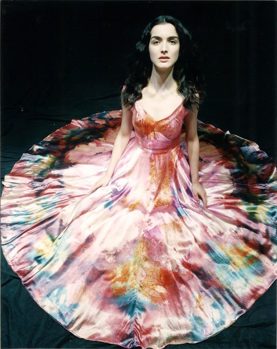 Wedding Ball Gown Custom Order Vintage Style Wedding Dress Rayon ...