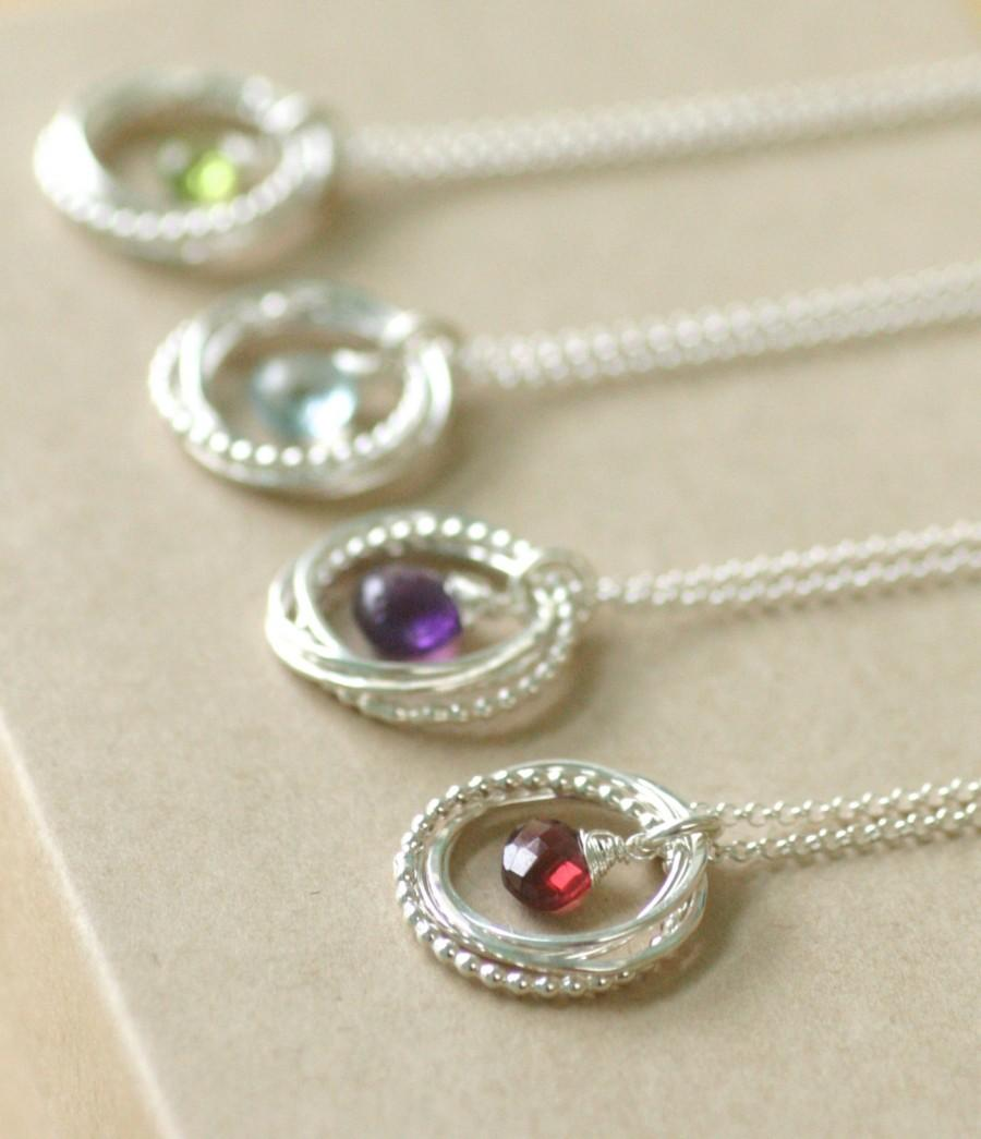 4 Best Friend Necklaces Bridesmaid Jewelry Set Of 4 Sisters