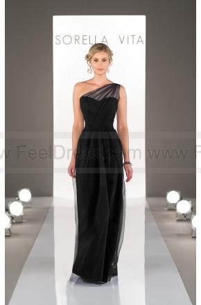 Wedding - Sorella Vita Romantic Bridesmaid Dress Style 8674