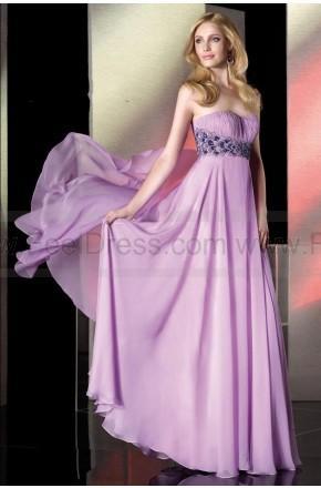 Wedding - Empire Beading Sweetheart Lilac Evening Dresses