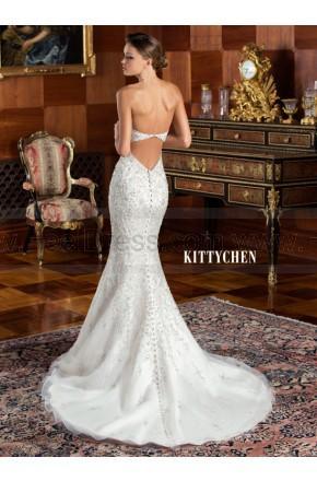 Hochzeit - KittyChen Couture Style Natasha K1407