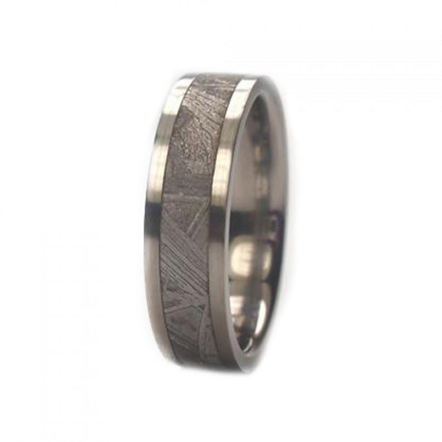 زفاف - Meteorite Ring