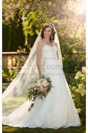Свадьба - Essense of Australia Luxe Wedding Dress Style D1984