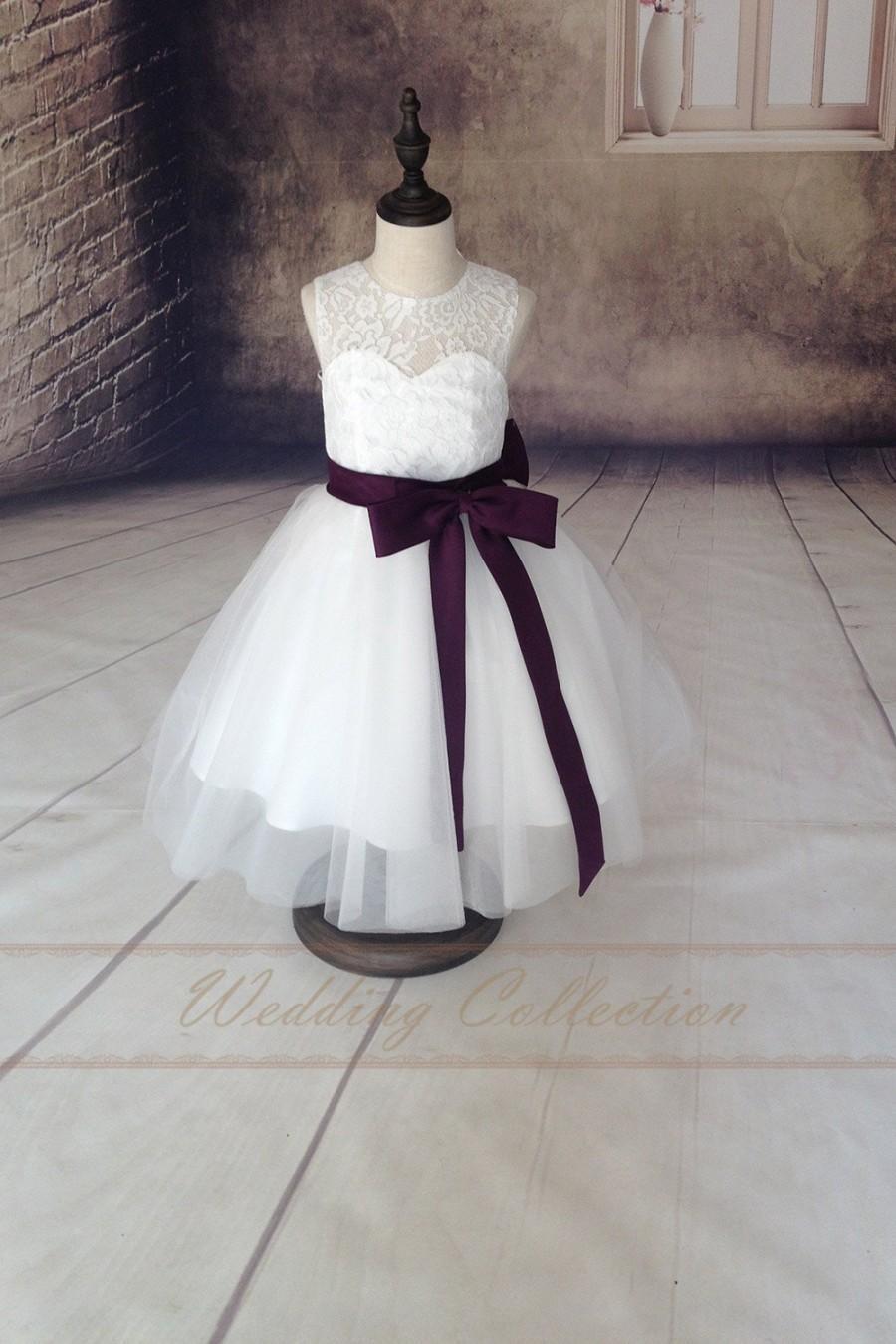 05978de479 Flower Girl Dresses  9 - Weddbook