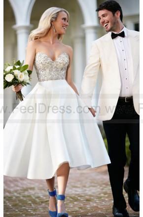 Martina Liana Vintage Wedding Dress Separates Style Ciara
