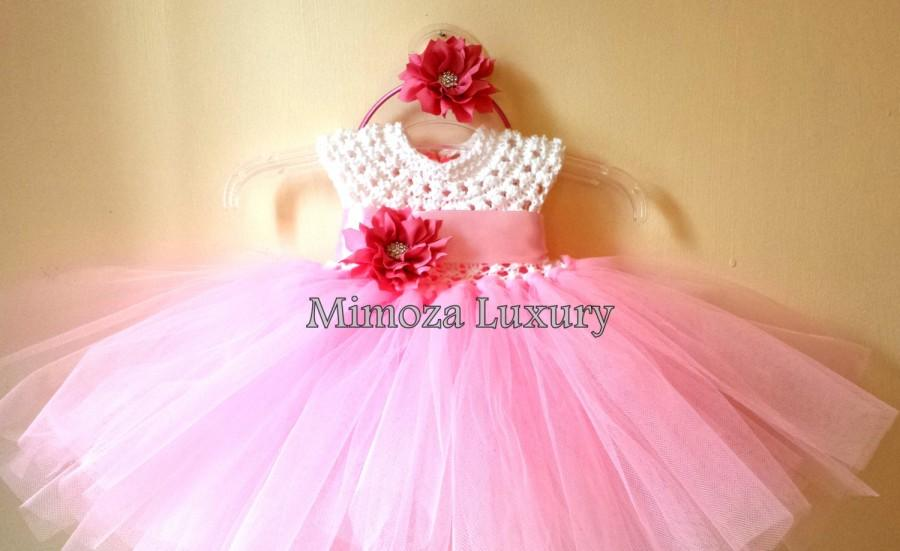 Flower Girl Dress,baby Tutu Dress,bridesmaid Dress ...