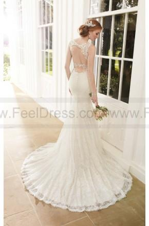 Свадьба - Martina Liana Fit-And-Flare Wedding Dress Style 747