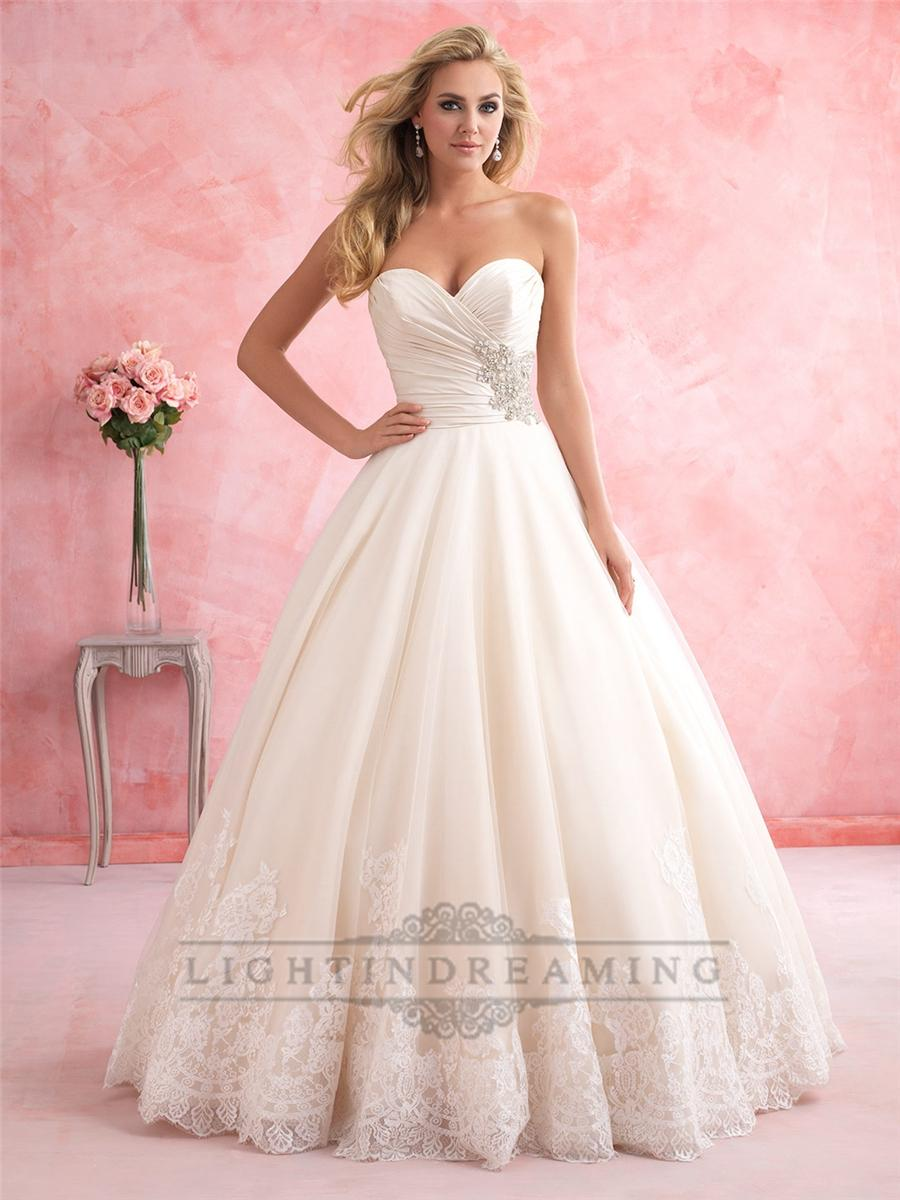 Hermosa Gorgeous Wedding Dress Bandera - Colección de Vestidos de ...