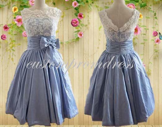 8b2e59ab29 Light Blue Short Prom Dress