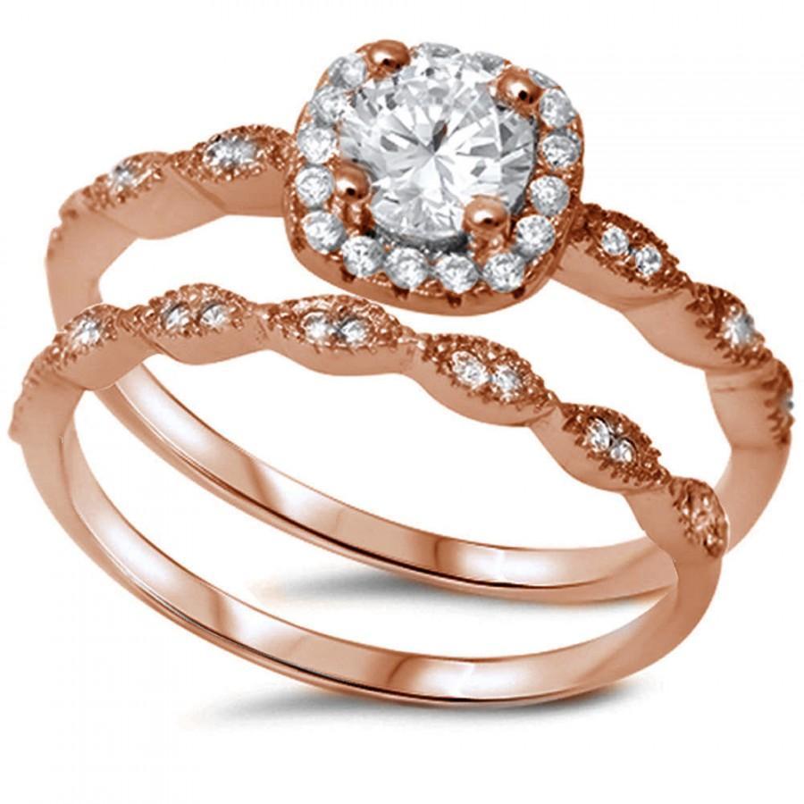 neil lane bridal set 2 1 4 ct tw diamonds 14k white gold wedding ring bridal set Hover to zoom