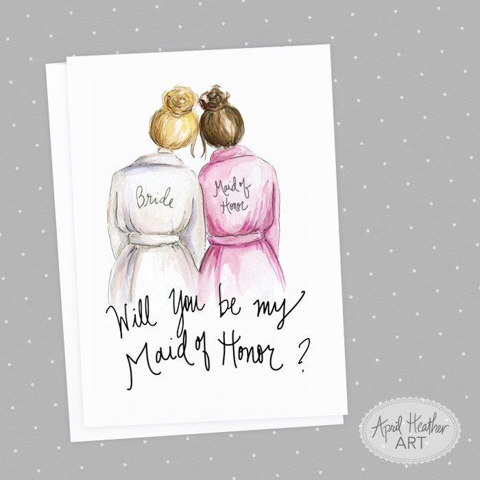 Free EWA Downloads // Will You Be My Bridesmaid?