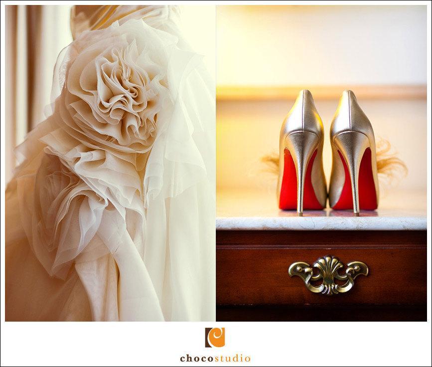 Hochzeit - Sparkly Champagne Shoe Clips. Big Day Engagement, Stylish Feminine Couture, Stunning Burlesque, Bride Bridal Bridesmaid. Nude Tan Bone Beige
