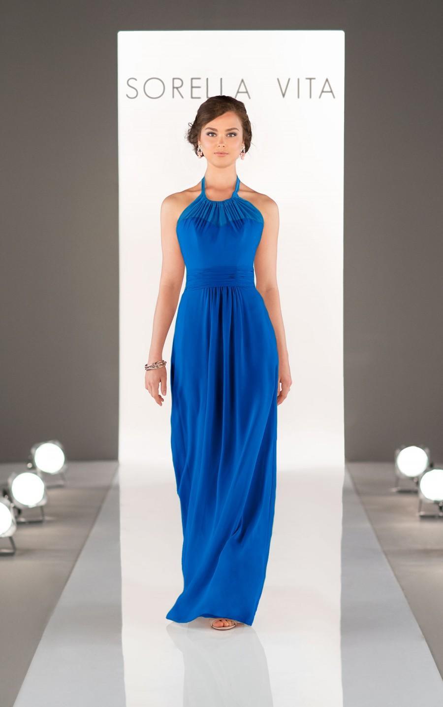 Sorella Vita Flirty Bridesmaid Dress Style