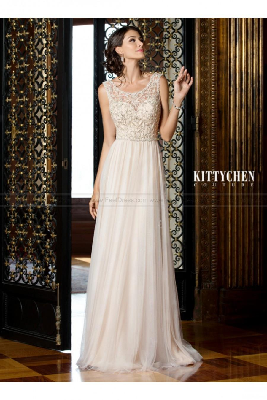 Свадьба - KittyChen Couture Style Cassidy H1433