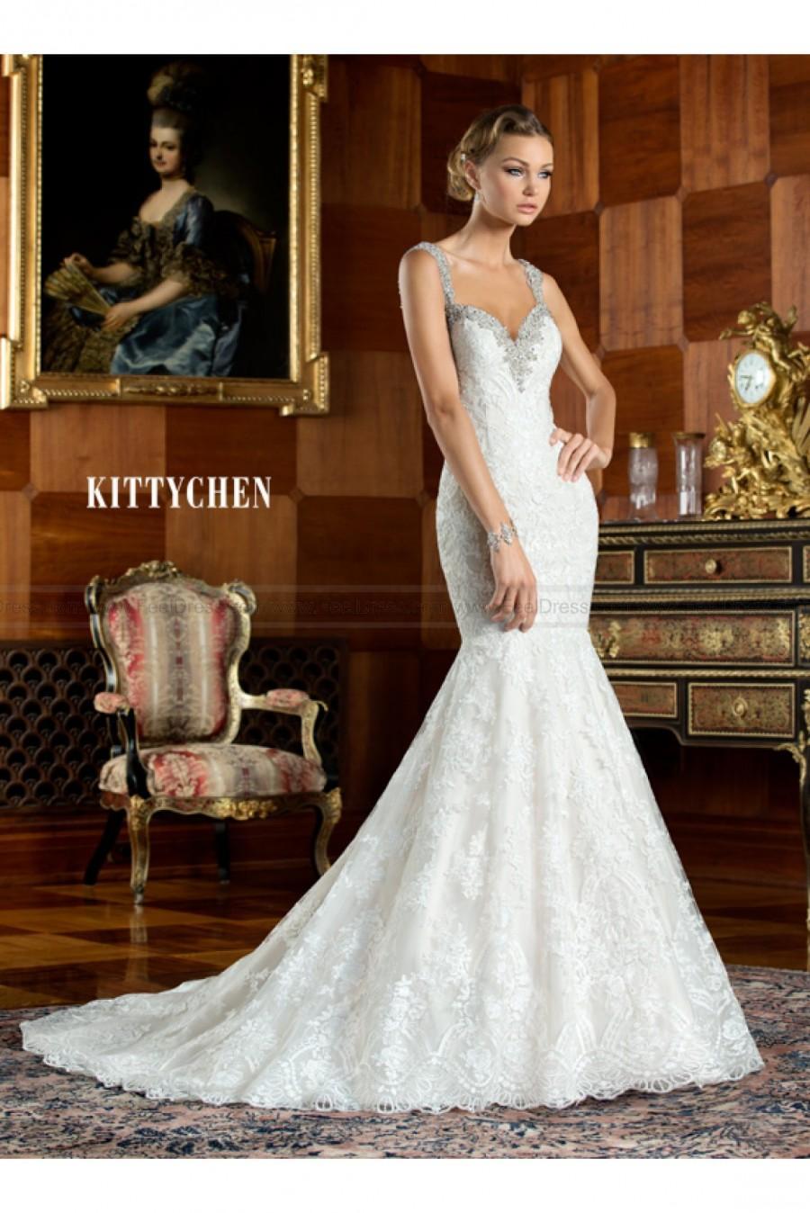 Wedding - KittyChen Couture Style Portia K1406