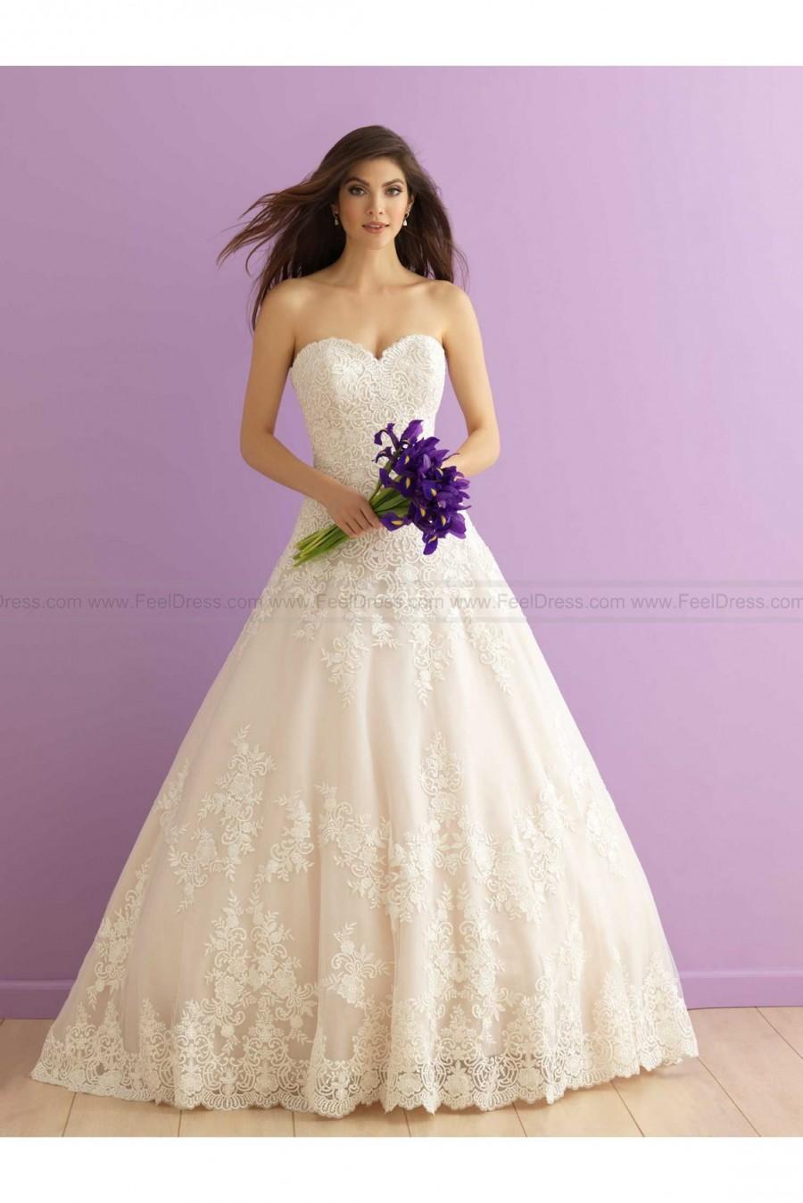 Mariage - Allure Bridals Wedding Dress Style 2917