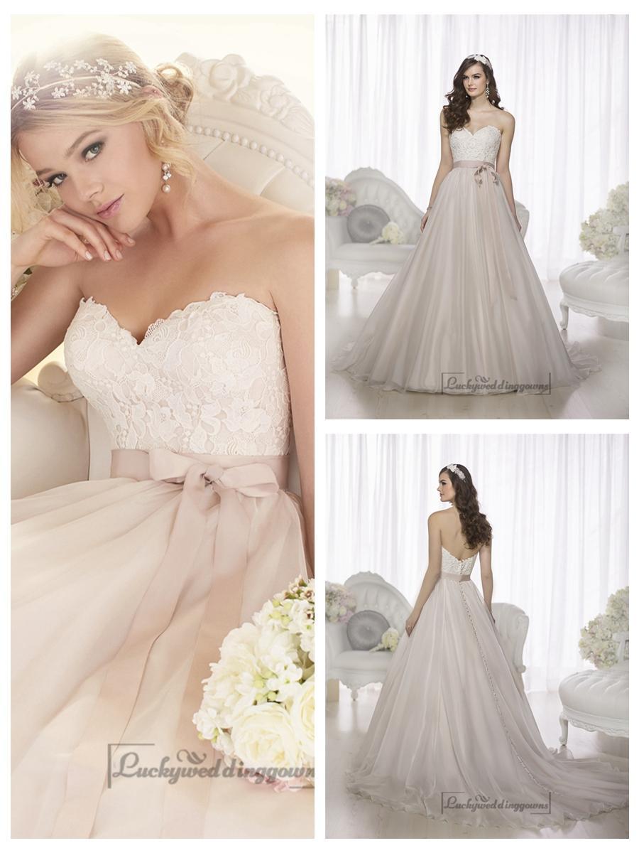 Wedding - Sweetheart A-line Wedding Dresses