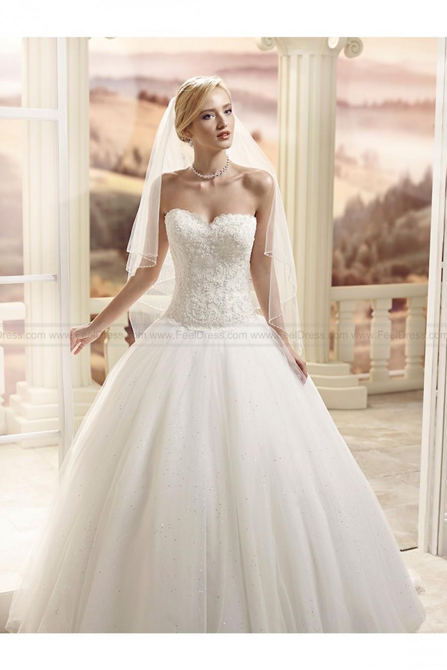 Wedding - Eddy K Wedding Gowns 2015 Style EK1011