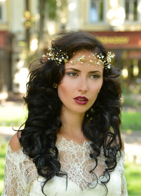 Mariage - bridal tiara