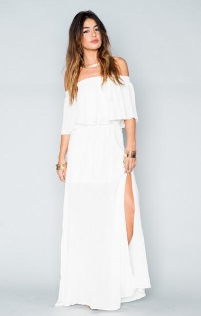 c9711c05be6 Hacienda Maxi Dress ~ White Cloud  2446644 - Weddbook