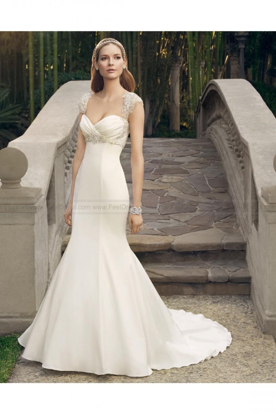 Mariage - Casablanca Bridal 2179
