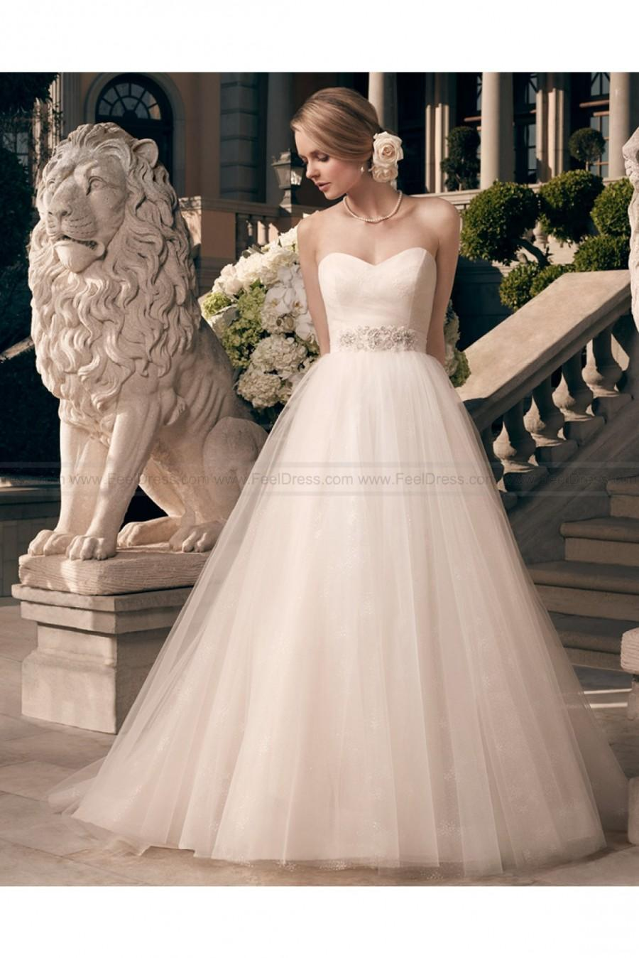 Свадьба - Casablanca Bridal 2177