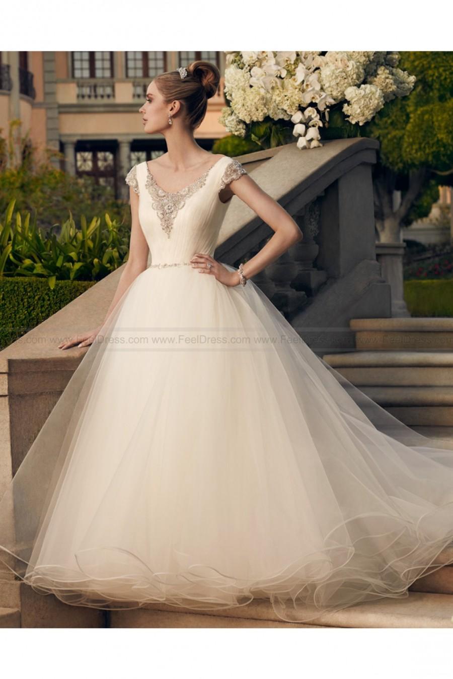 Mariage - Casablanca Bridal 2167