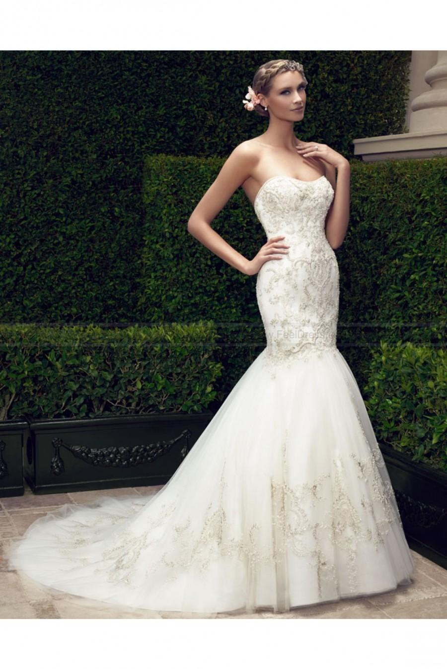 Wedding - Casablanca Bridal 2197