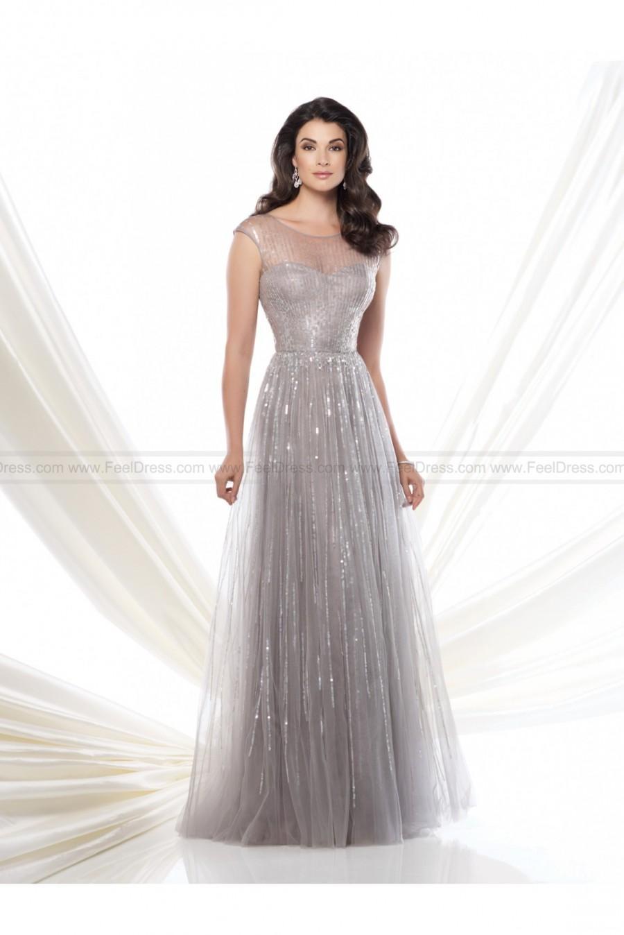 Hochzeit - Mon Cheri Montage 115962 Dress