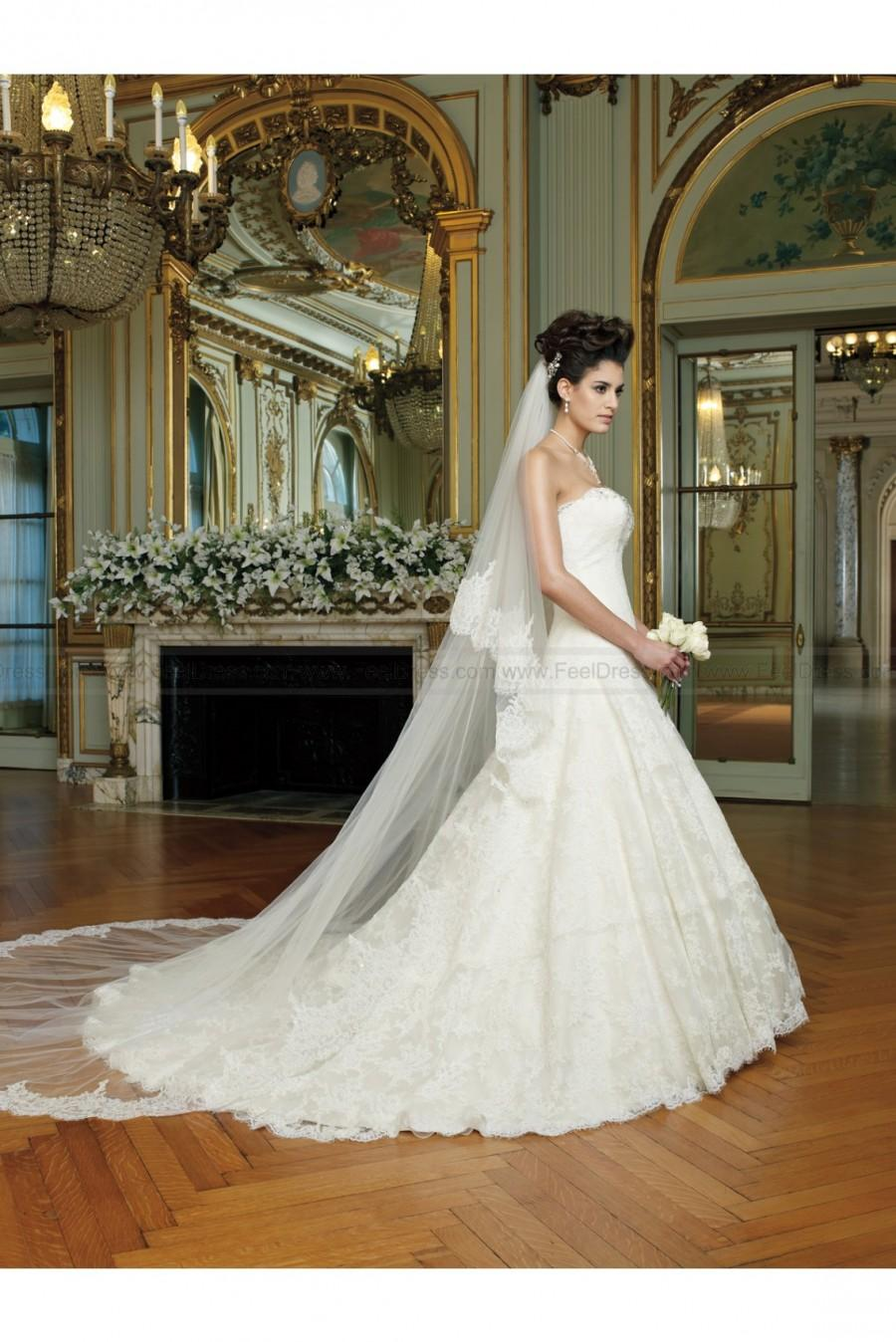 Wedding - David Tutera For Mon Cheri 212246–Mindy Wedding Dress