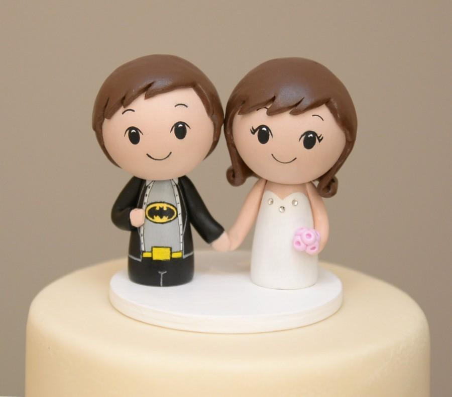 Topper For The Month Of February- Personalized Cake Topper Batman ...