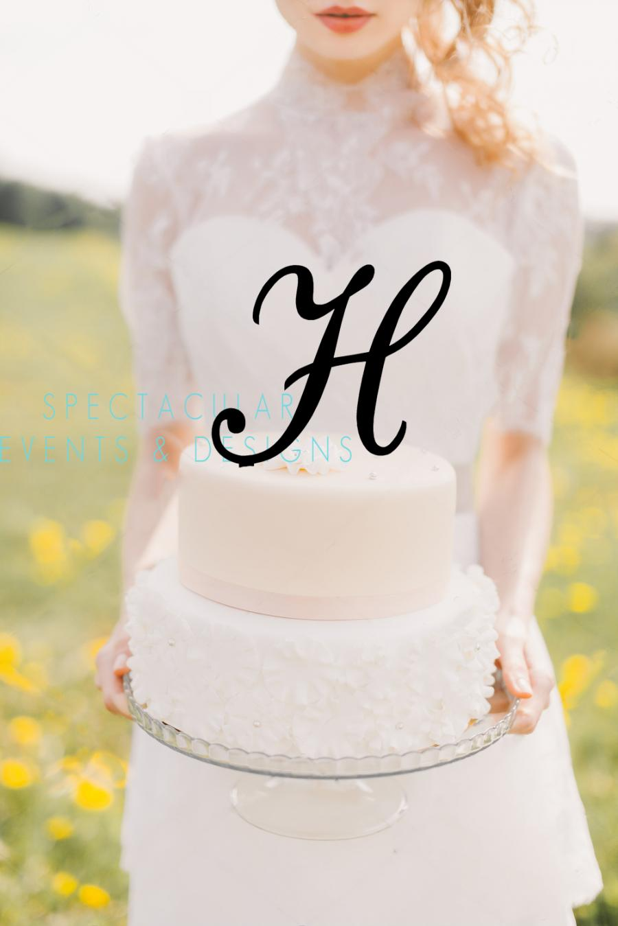 Свадьба - Wedding Cake Topper